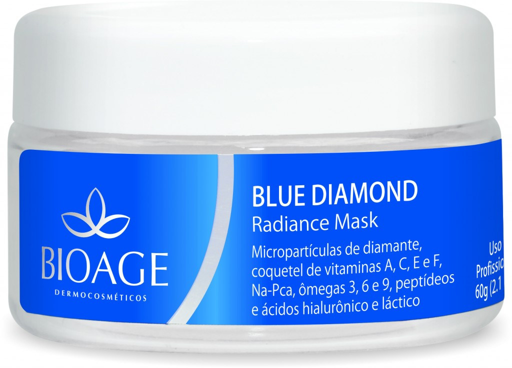 Radiance Mask BLUE DIAMOND
