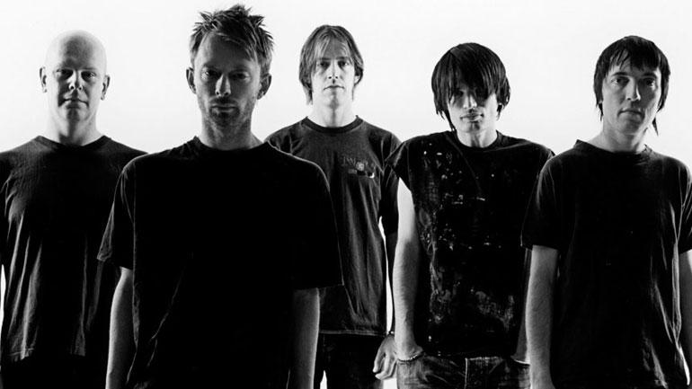 Radiohead: inexistente nas redes sociais