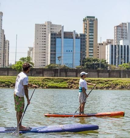 São Paulo, SP 29/09/2016 RAIA OLÍMPICA DA USP Foto: Leo Martins