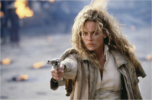1995 - Bancando a valentona no faroeste Rápida e Mortal