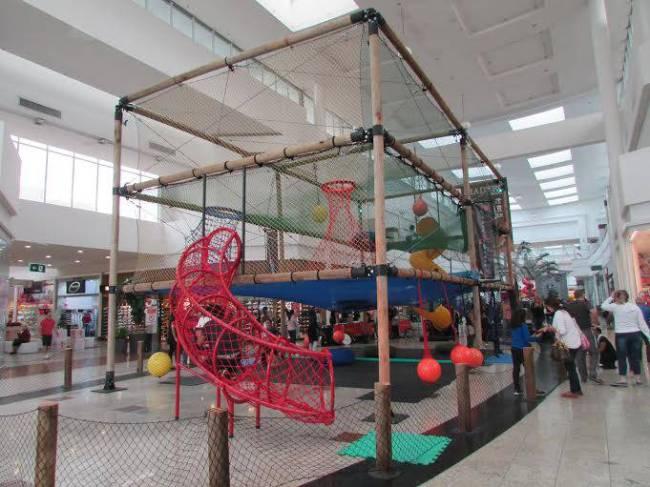 redes playground shopping taboão