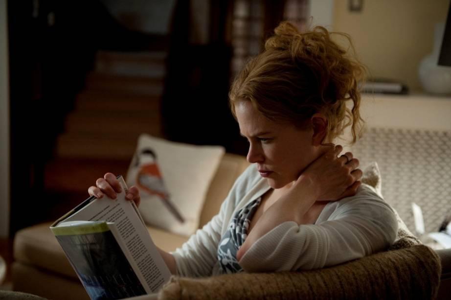 Nicole Kidman: papel da mãe abalada pela morte do filho lhe rendeu uma indicação ao Oscar de melhor atriz