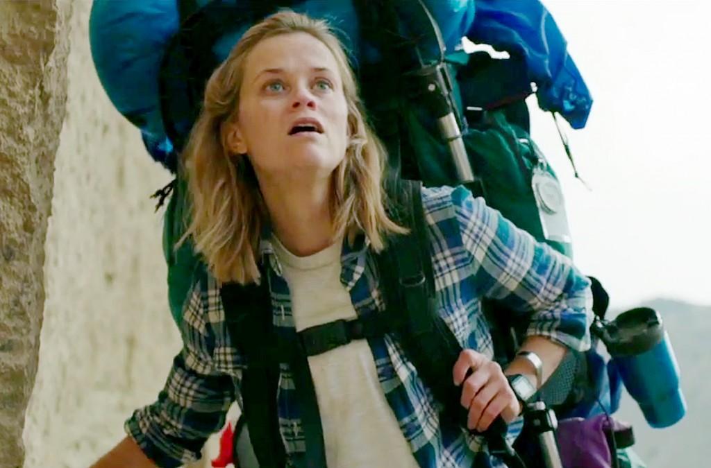 A dura caminhada de Reese Witherspoon em Livre