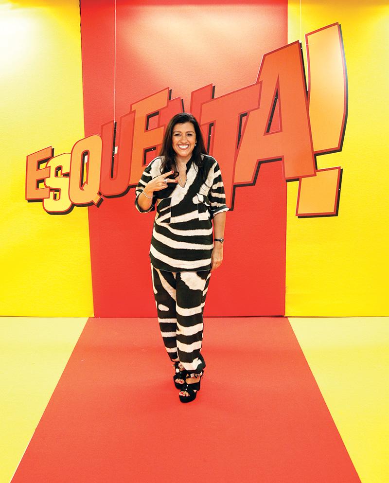 Regina Casé: na casa de 2 milhões de reais para cada contrato (Foto: Divulgação / Rede Globo)