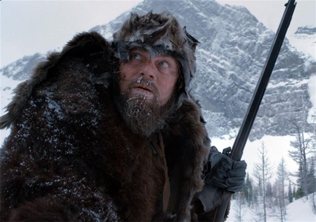 O Regresso tem grandes chances em melhor filme, direção, ator (DiCaprio) e fotografia