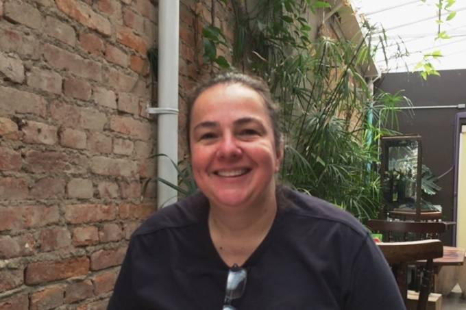 Renata: da cozinha francesa requinta para a culinária ibérica e brasileira (Foto: Arnaldo Lorençato)