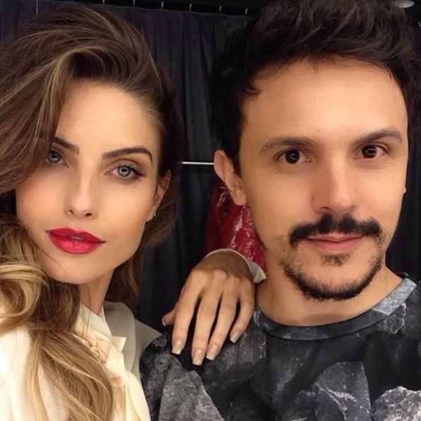 O maquiador Renato Mardonis (Foto: Reprodução/Instagram)