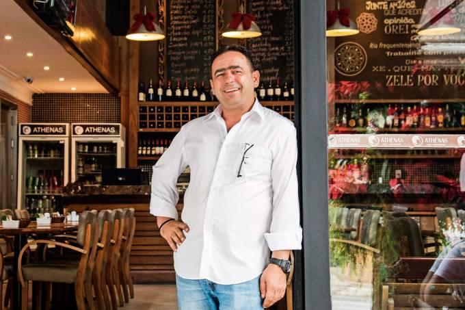 Nico – Restaurante Athenas