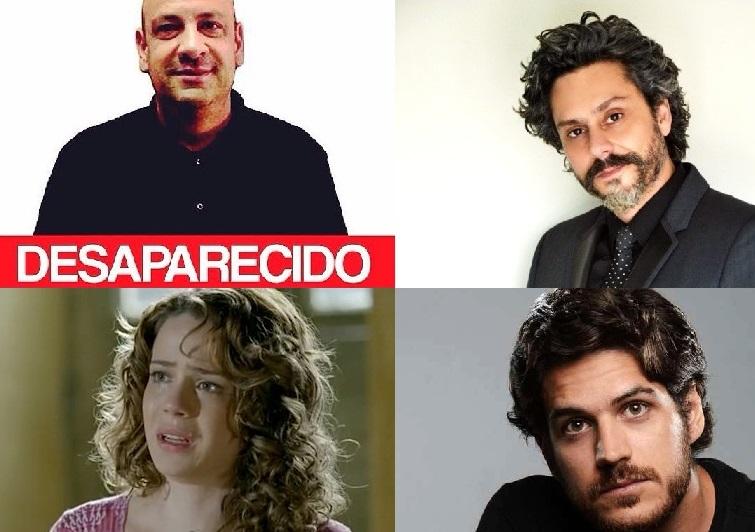 Artistas entram na campanha para reencontrar Giuliano Ricca