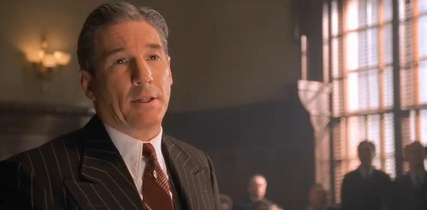 Richard Gere: o astro ganhou o Globo de Ouro por Chicago, mas Oscar... que nada...