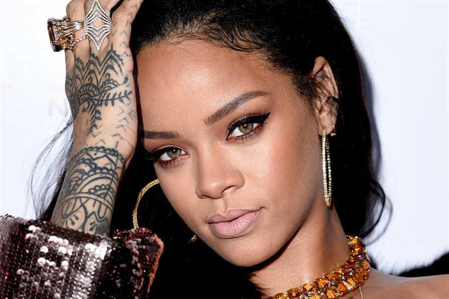 Rihanna: artista também está entre os favoritos do Brasil (Foto: Reprodução)