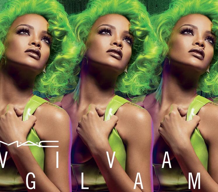 Linha Viva Glam, da M.A.C: toda a renda é revertida para a fundação ao combate da aids