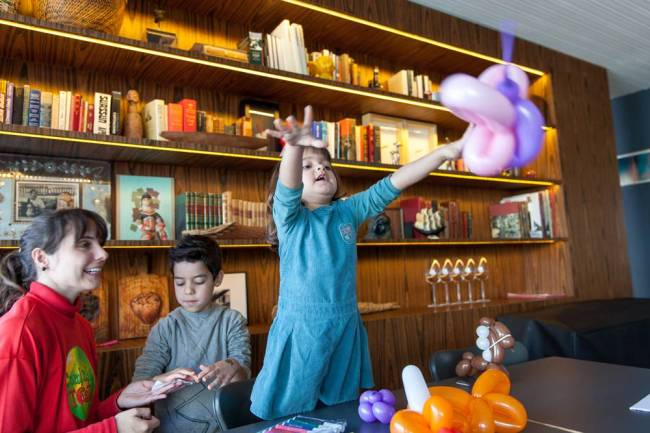 Riviera Bar - recreação para crianças