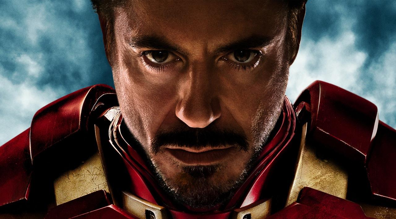 Robert-Iron-Man