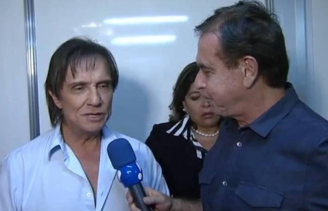 Roberto Carlos e Amaury