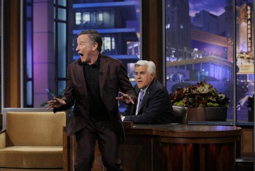 Robin Williams - Jay Leno