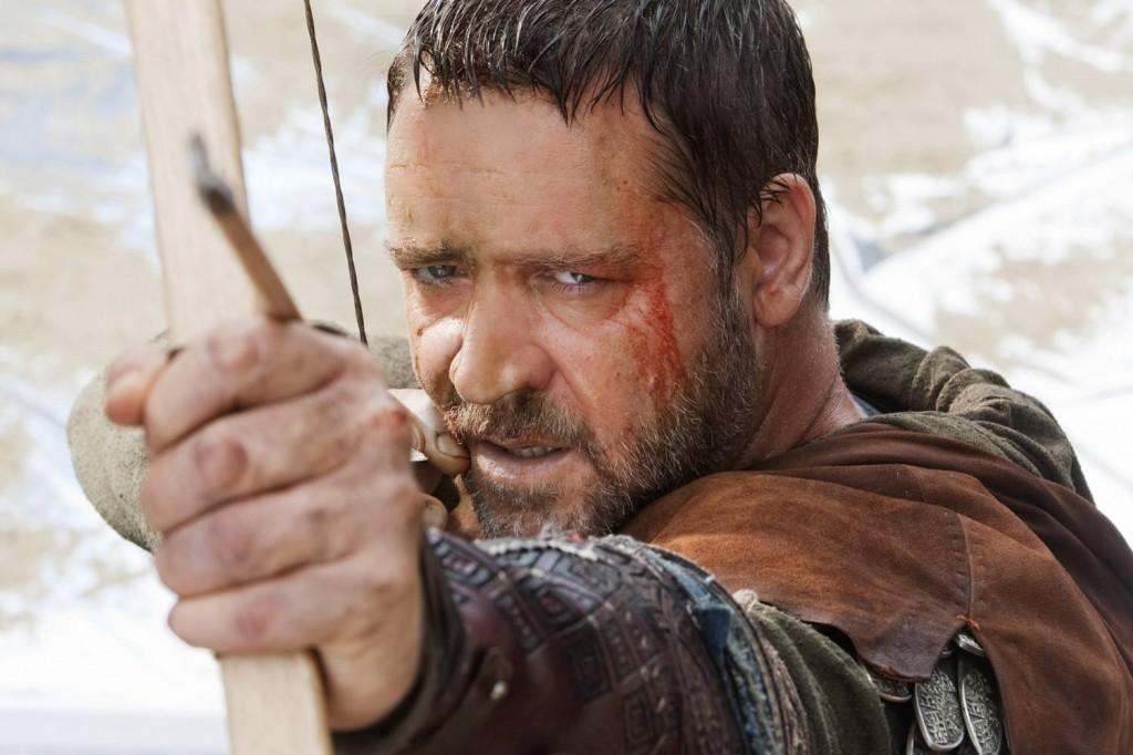 Robin Hood (2010): o ladrão que roubava dos ricos para dar aos pobres ganhou um viés mais realista
