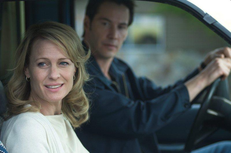 Robin Wright: a ex de Sean Penn esteve muito bem em A Vida Íntima de Pippa Lee, com Keanu Reeves