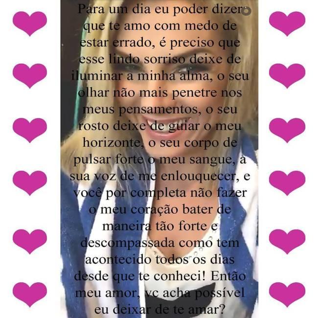 Ana Hickmann - Rodrigo Augusto de Padua - Instagram