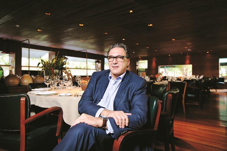Rogério Fasano, sócio dos restaurantes Fasano, Parigi e Parigi Bistrot onde é servida a iguaria