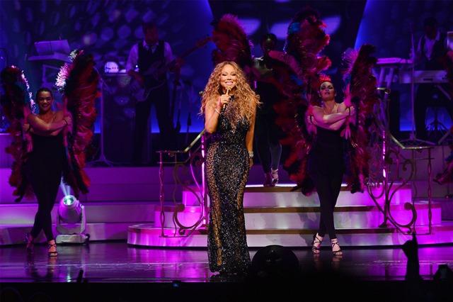 Mariah Carey: ingressos por até 2 500 reais. (Foto: Denise Truscello)