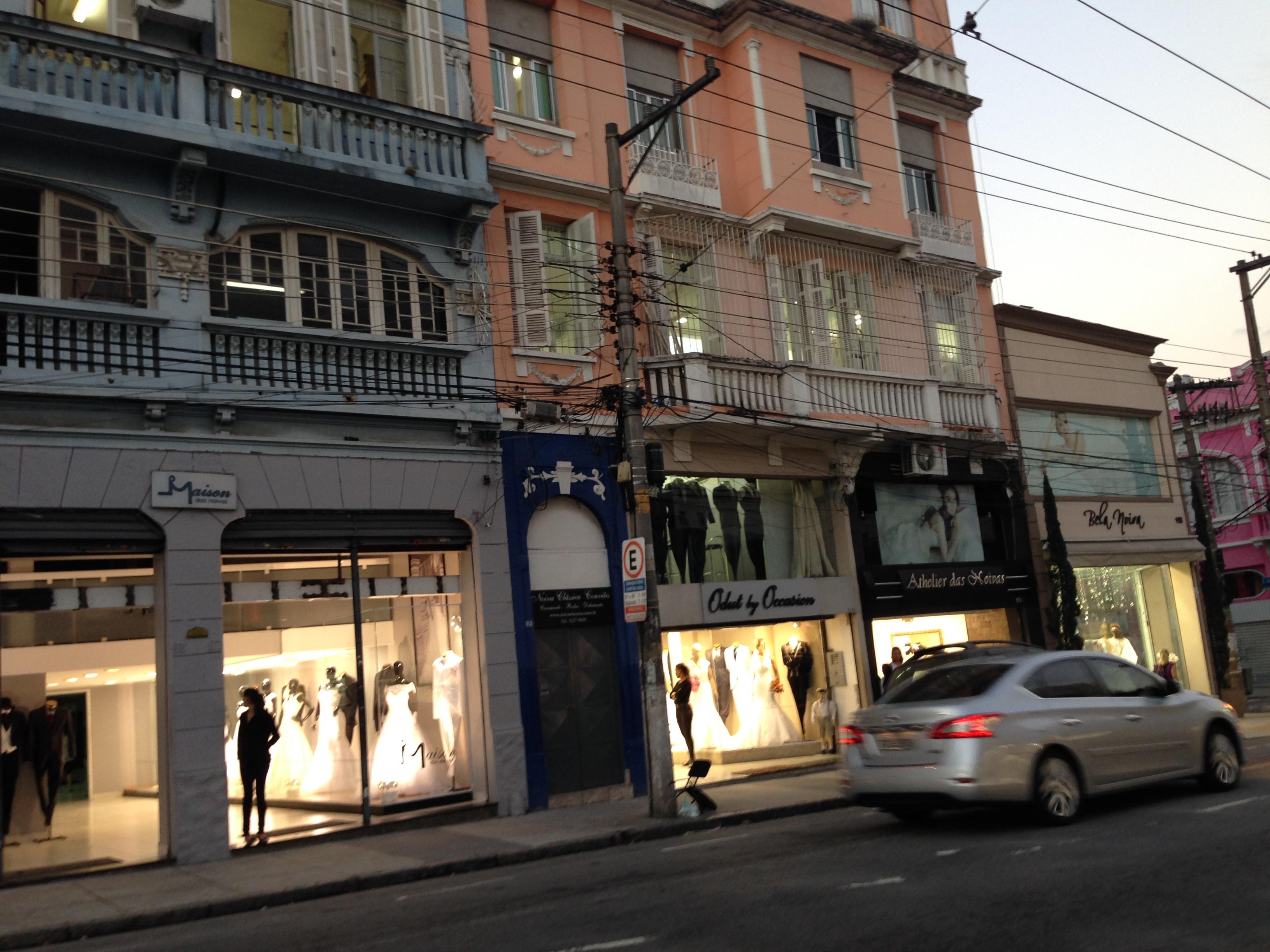 Rua São Caetano