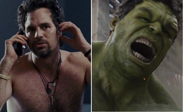 Mark Ruffalo transforma-se no incrível Hulk