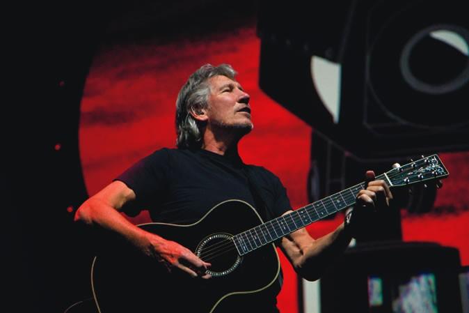 Roger Waters: canções do álbum de 1979