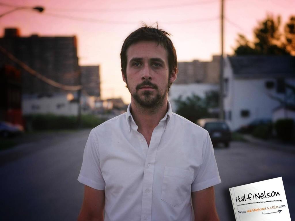 Ryan Gosling só concorreu uma vez, por Half Nelson