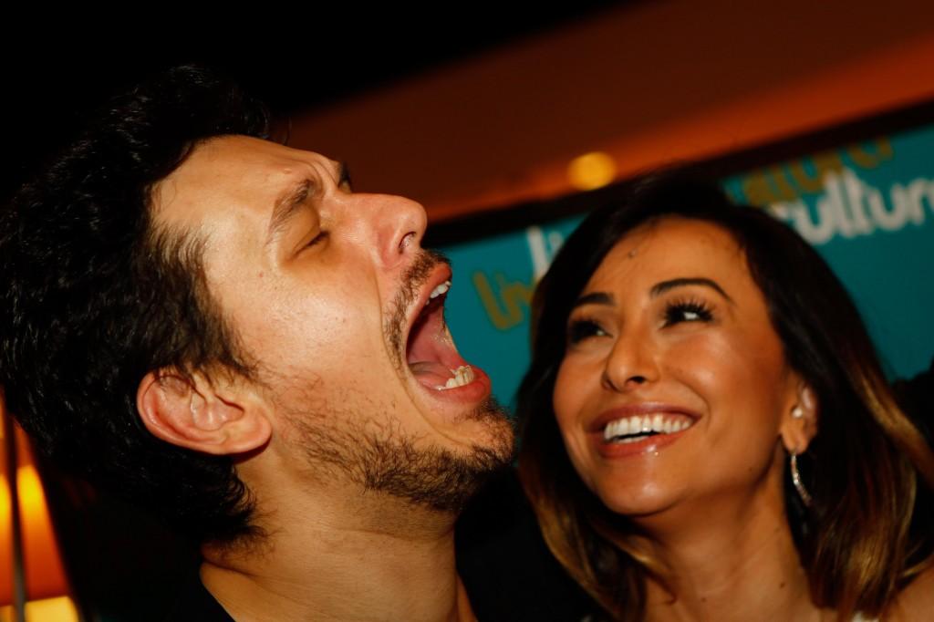 Sabrina Sato e João Vicente de Castro estavam juntos desde 2013 (Zanone Fraissat/Folhapress)