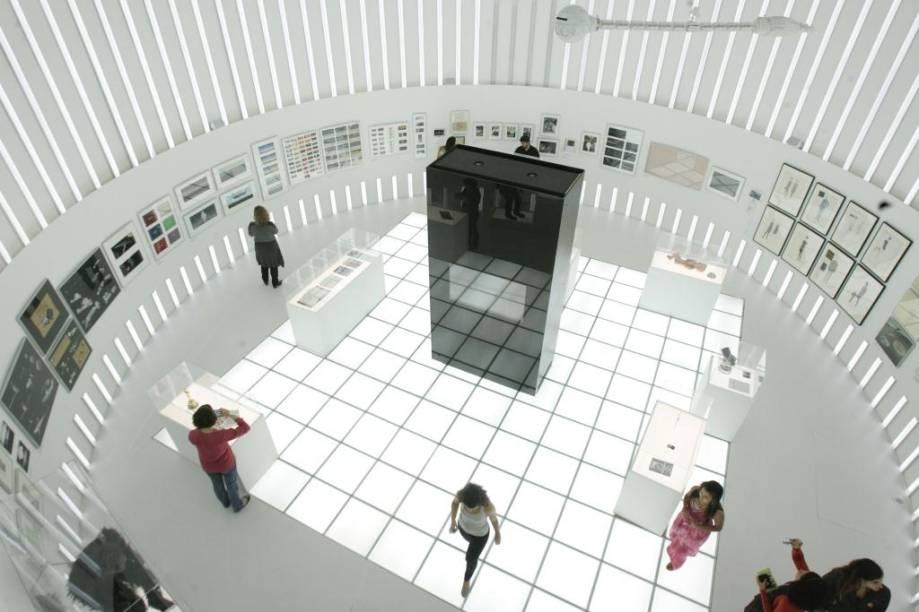 Sala dedicada a 2001: Uma Odisseia no Espaço