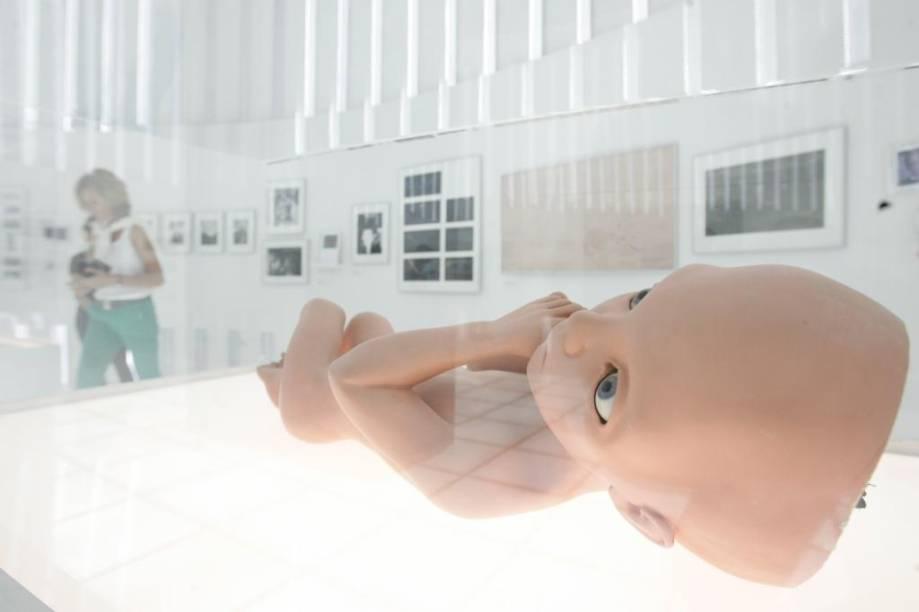 2001: Uma Odisseia no Espaço - o feto