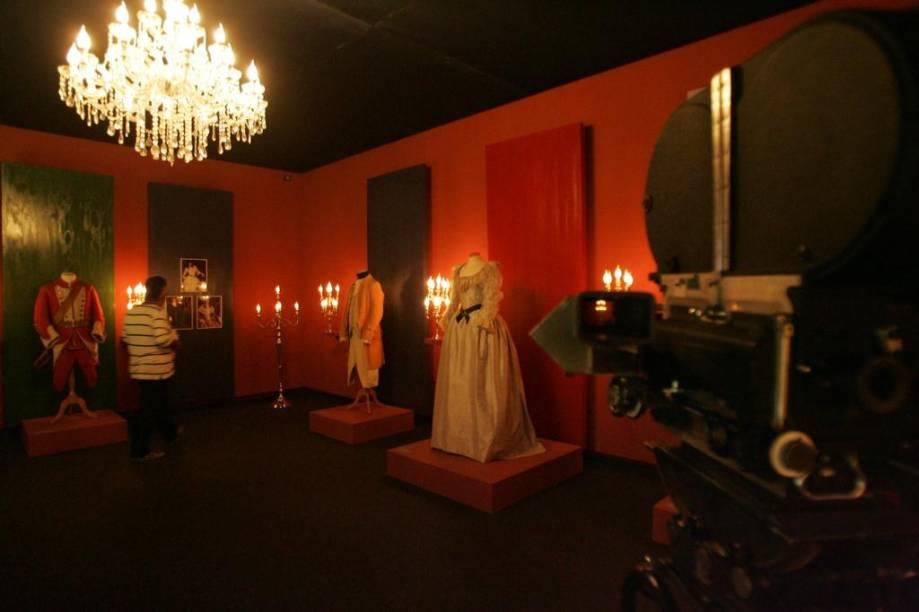Sala do filme Barry Lyndon