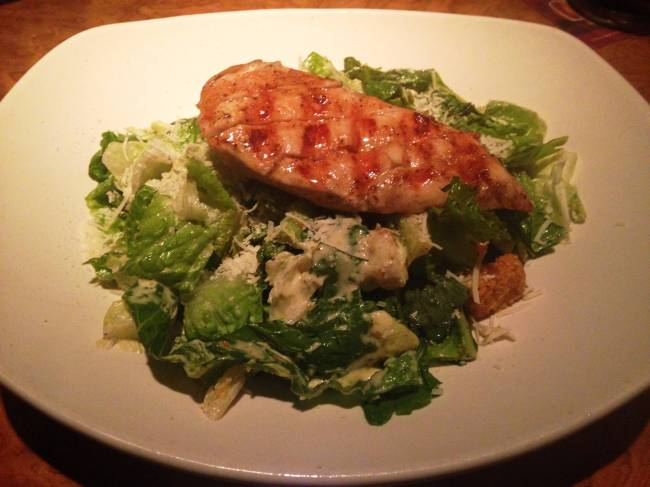 Salada Outback