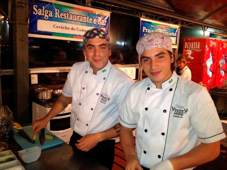 Os irmãos Marcelo e Murilo Monteiro: trabalho em dupla