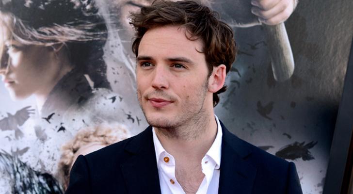 Sam Claflin é um dos três astros do filme
