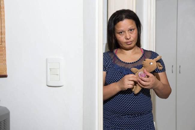 Sandra Maria Santos Queiroz bebê higienópolis