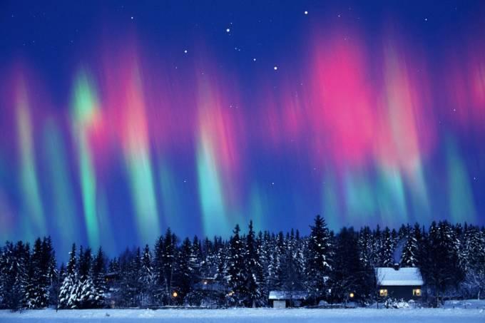 Santa Park – Aurora Boreal