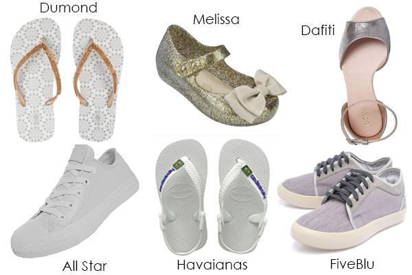 sapatos ano novo