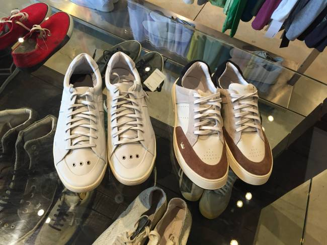 Sapatos Osklen Catarina Fashion Outlet