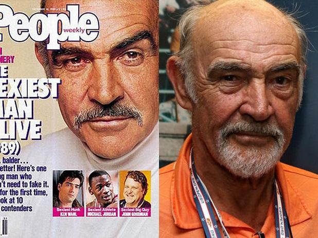1989- Sean Connery