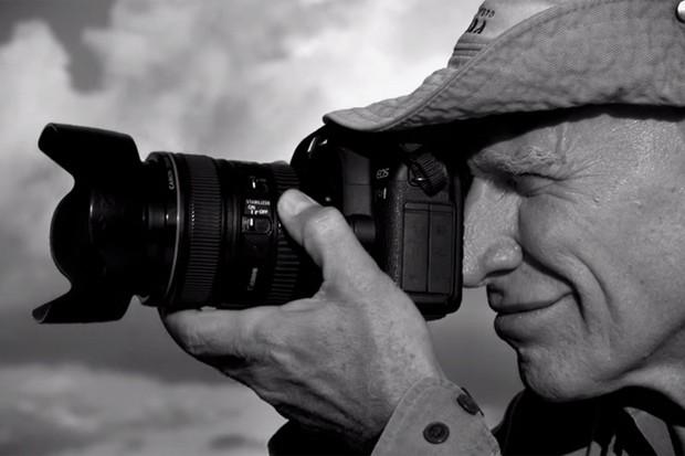 Sebastião Salgado é tema do documentário O Sal da Terra