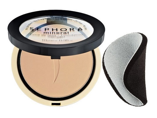 Sephora Collection - Base Mineral Foundation Compact