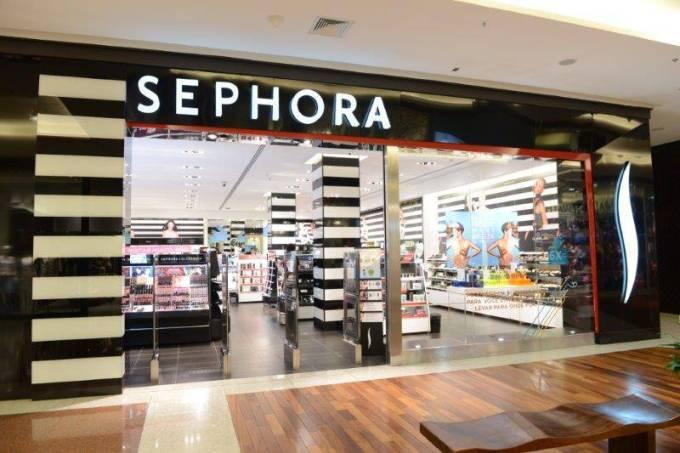 Sephora – Shopping Anália Franco