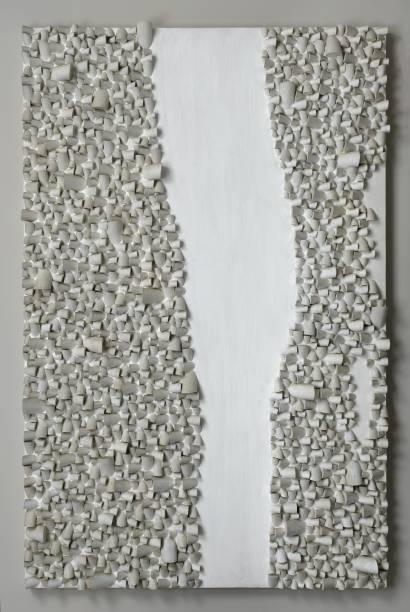 Sem título, de Sergio Camargo: obra de madeira faz parte da exposição