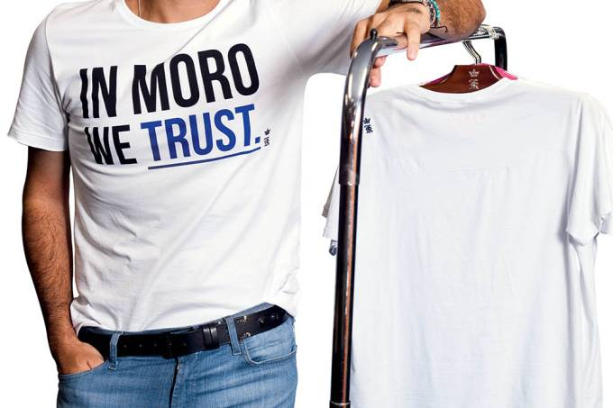 Sergio K Moro