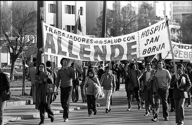 Setenta: o exílio de presos políticos no Chile de Allende