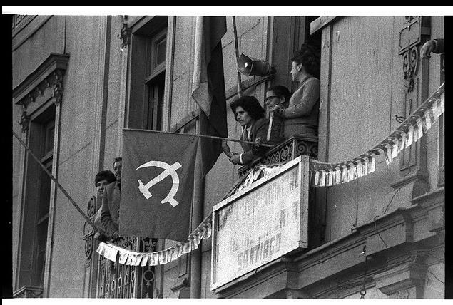 O filme retrata a época da ditadura militar em 1970