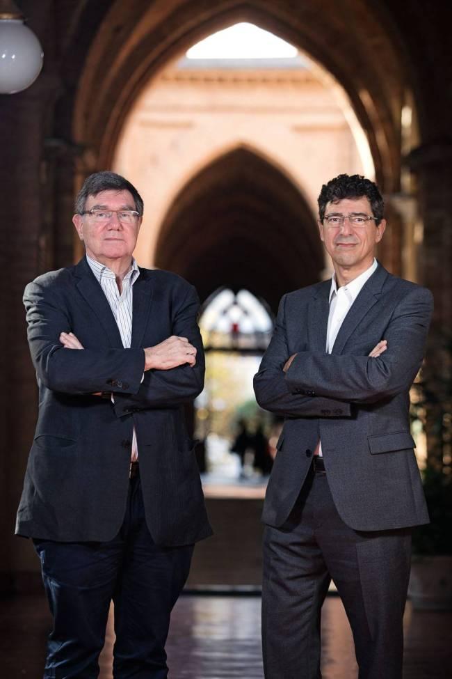 Setúbal e José Carlos Villela