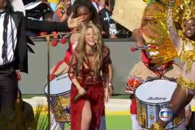 Shakira – Encerramento